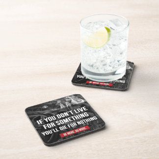 Motivational Workout Words Coasters