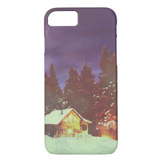 Motive for Christmas winters wonderland… iPhone 8/7 Case