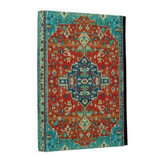 Motive From  Antique Serapi Carpets Of Persia iPad Case