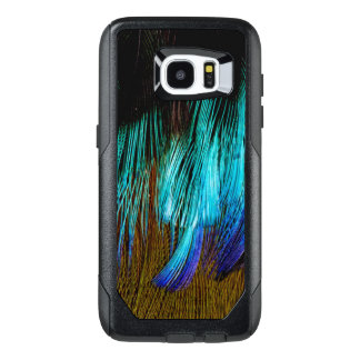 Motmot Feather Abstract OtterBox Samsung Galaxy S7 Edge Case