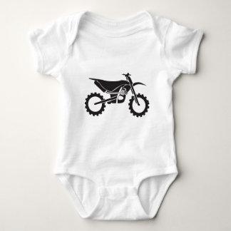 Moto Cross Baby Bodysuit