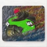 moto de legende tapis de souris