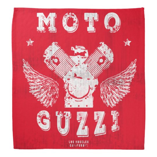moto Guzzi V7 Stone Engine Block Do-rag