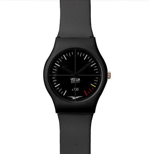 Moto Guzzi Watch - 850 T3 Black Tachometer