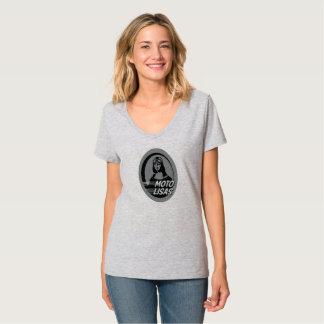 Moto Lisas V-Neck T-Shirt - Pick your color!