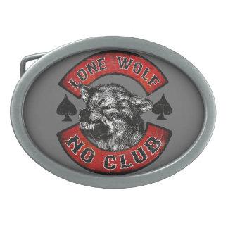 Moto madness oval belt buckles
