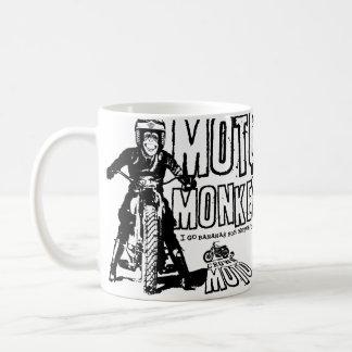 Moto Monkey Mug