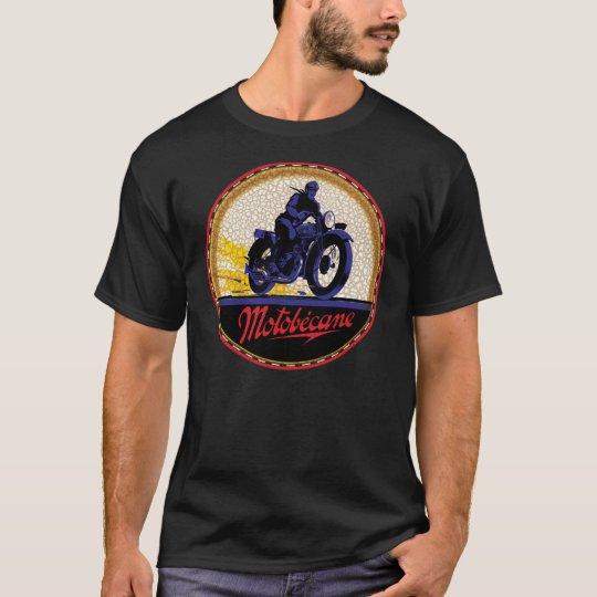 Motobecane Motorcycles sign T-Shirt