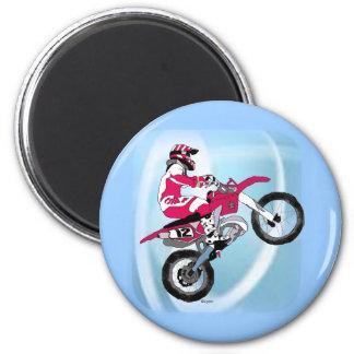 Motocross 305 fridge magnets