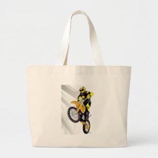 Motocross 401 tote bags