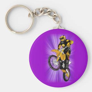 Motocross 402 key ring