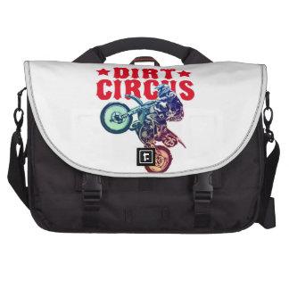 Motocross addict laptop bags