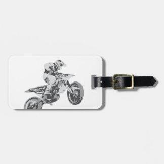 Motocross Bag Tags