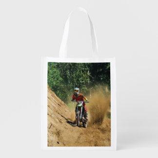 Motocross Dirt-Bike Champion Racer