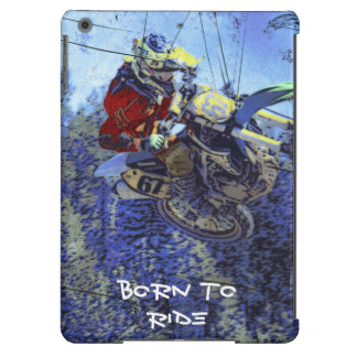 Motocross Dirt-Bike Championship Race iPad Air Cases