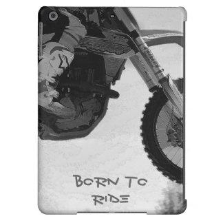 Motocross Dirt-Bike Championship Race iPad Air Cover