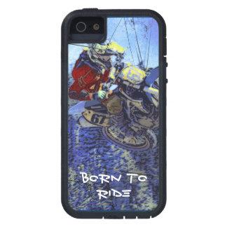 Motocross Dirt-Bike Championship Race iPhone 5 Case