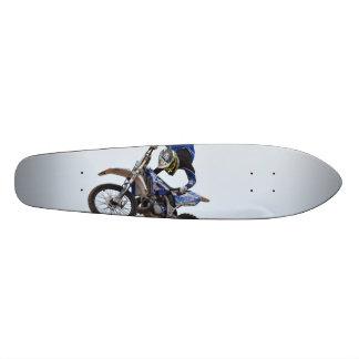 Motocross Flying High Skateboard Deck