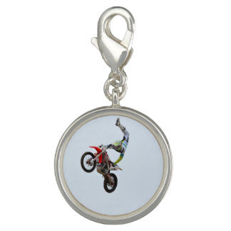 Motocross Freestyle Charms