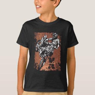 Motocross Grunge T-Shirt
