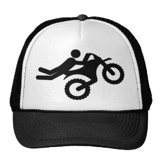 Motocross Mesh Hat