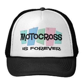 Motocross Is Forever Mesh Hats