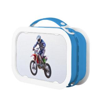 Motocross Jump Lunch Box