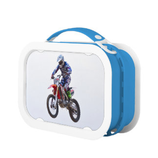 Motocross Jump Lunch Boxes