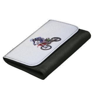 Motocross Jump Wallet