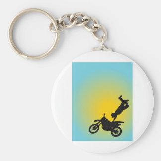 Motocross Key Ring