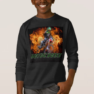 Motocross long sleeve shirt
