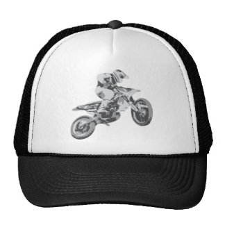 Motocross Mesh Hats