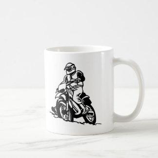 Motocross Motorcycle Coffee Mug