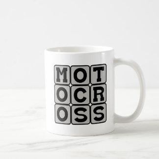Motocross, Motorcycle Sport Mug