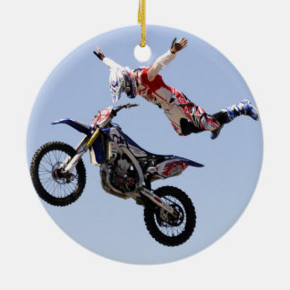 Motocross Ornament