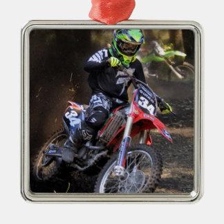 Motocross Ornament