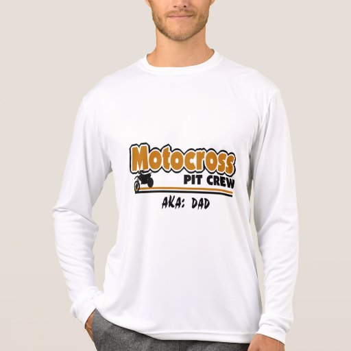 Motocross Pit Crew T-shirt