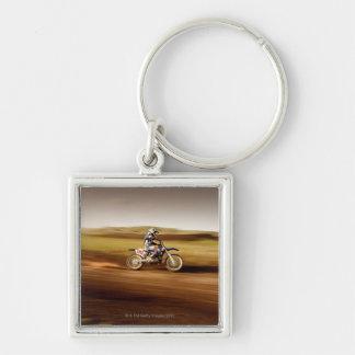 Motocross Rider 2 Key Chains
