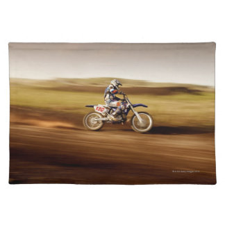 Motocross Rider 2 Placemat