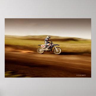Motocross Rider 2 Poster