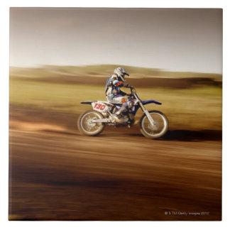 Motocross Rider 2 Tile