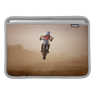 Motocross Rider MacBook Sleeve