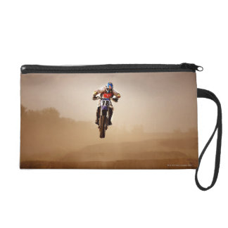 Motocross Rider Wristlet