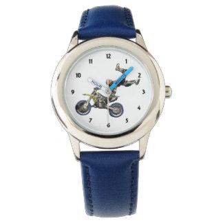 motocross sport wrist watches