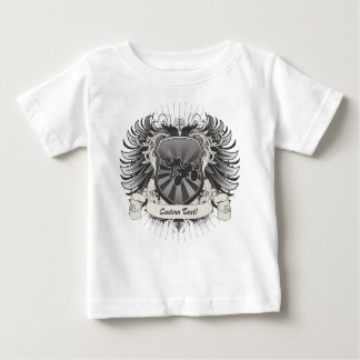 Motocross Stunt Crest T-shirts