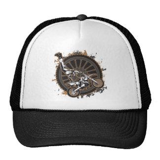 Motocross Stunt Hat
