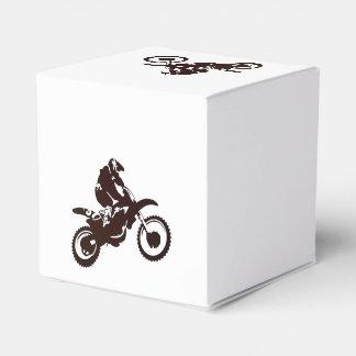 Motocross Wedding Favour Boxes