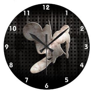 Motocross Whip; Cool Black Clocks