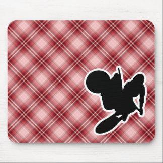 Motocross Whip Mousepad