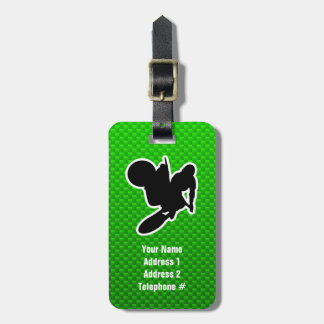 Motocross Whip Tags For Luggage